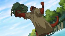 Hellboy-I'm On To You, Turtle Boy!