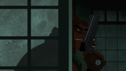 Hellboy-Something's Bumping In The Night!