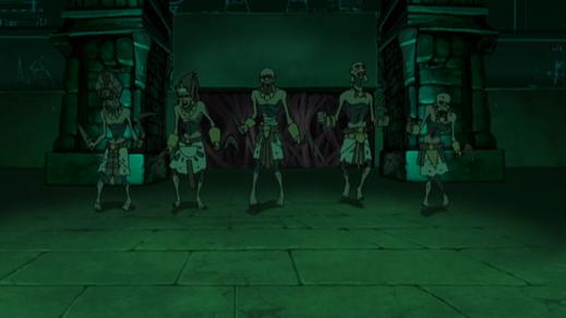 Mummies-Fear Our Undead Wrath!