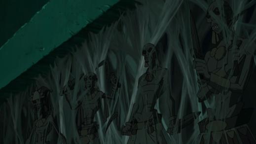 Mummies-We Wait To Strike!