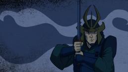 Samurai-Come Get Some, Monsters!