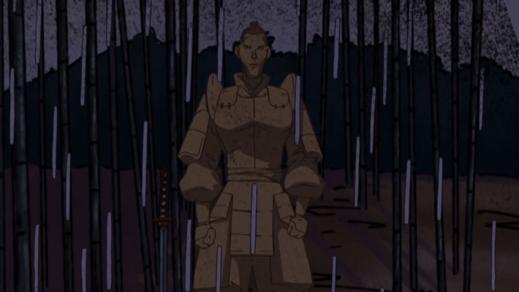 Samurai-Eternally Cursed!