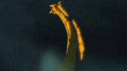 Undersea Dragon-Fighting Through Fire!