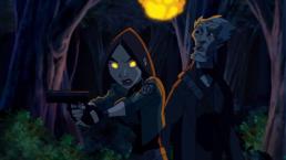 Elizabeth Sherman-We're Being Hunted, Professor!