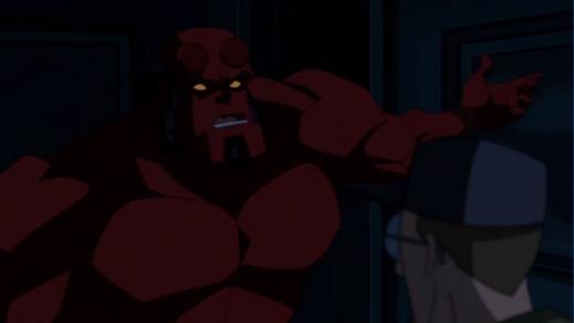 Hellboy-Find Abe For Me!