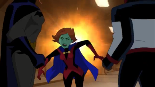 Miss Martian-Well, I'm Done Here!