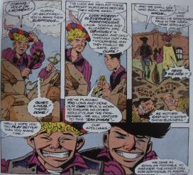 Excellent Comic #1-Let's Go Get Our Brides!