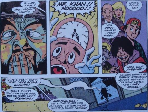Excellent Comic #1-Well, That's Plesant!