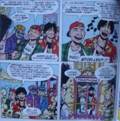 Excellent Comic #10-Let Us Embark!
