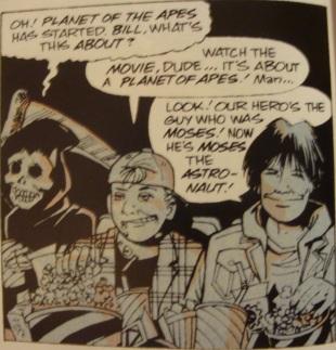Excellent Comic #11-Let The Marathon Begin!