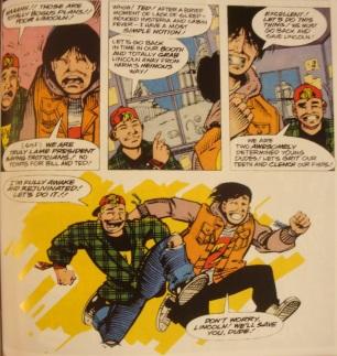 Excellent Comic #11-Let's Just Do It!