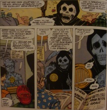 Excellent Comic #11-Pay Up, Grim Reaper!
