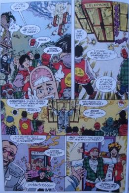 Excellent Comic #12-A Trio Of Good News!