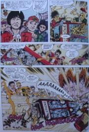 Excellent Comic #12-Chrono Crisis!