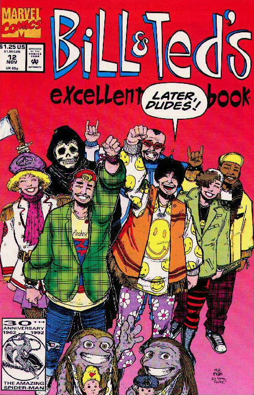Excellent Comic #12 Cover!.png