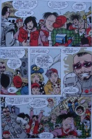 Excellent Comic #12-Massive Bill & Ted Throwdown!