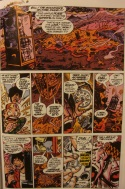 Excellent Comic #2-Don't Wanna Roast In This Historic Blaze!