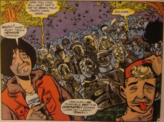 Excellent Comic #2-Grimly Growing Problem!