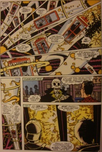 Excellent Comic #2-Misdirection In Time Travel!