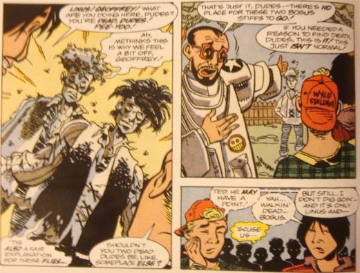 Excellent Comic #2-Shocking Arrival!