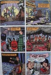 Excellent Comic #3-Low-Scale, Yet Bizarre Tour!
