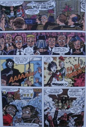 Excellent Comic #3-Our Goodwill Concert Is Buried!