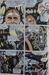Excellent Comic #3-Our Heroes Action Discussed In The Stars!
