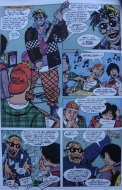 Excellent Comic #3-Solidifying The Band!
