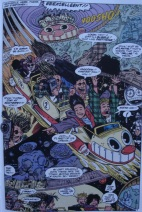 Excellent Comic #4-Best Coaster Ride Ever!