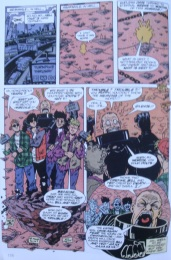 Excellent Comic #4-Growing Vengeance From Below!