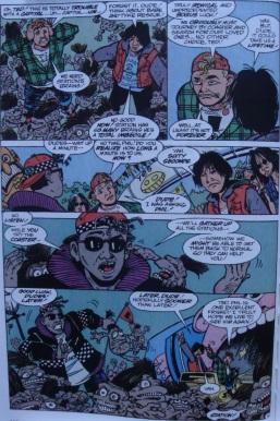 Excellent Comic #4-Let's Go Get Our Family!