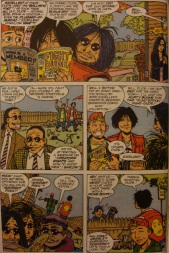 Excellent Comic #5-Bonding Over Comics!