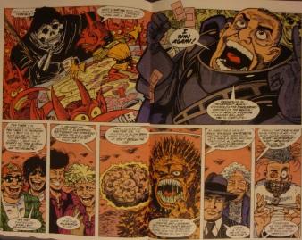 Excellent Comic #6-Evil's On A Winning Streak!