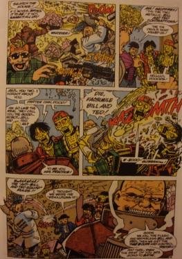 Excellent Comic #6-Sayonara, Robo Bill & Ted!