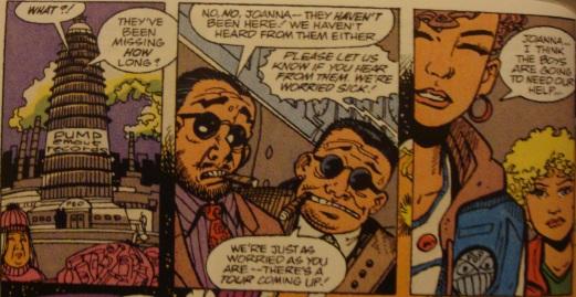 Excellent Comic #6-Still No Husbands!