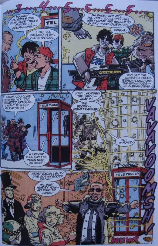 Excellent Comic #7-Change Of Plans, Chucky Boy!