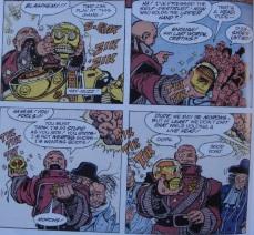 Excellent Comic #7-De Nomolos Distracted!