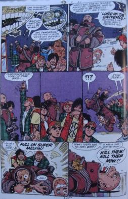 Excellent Comic #7-It's Melvin Time!