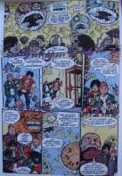 Excellent Comic #7-Sneak Escape Failed!