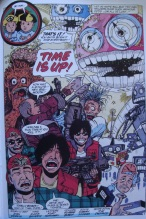 Excellent Comic #7-The Future Is Crumbling & It's Our Fault!