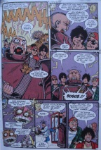 Excellent Comic #7-Time For Me To Time Travel Again!