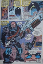Excellent Comic #8-De NoMolos' Influence!