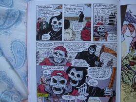 Excellent Comic #9-Don't Be A Jerk Spectre Of Death!