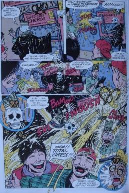 Excellent Comic #9-Queso Crisis!