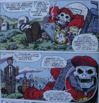 Excellent Comic #9-Rolling In The Graves!