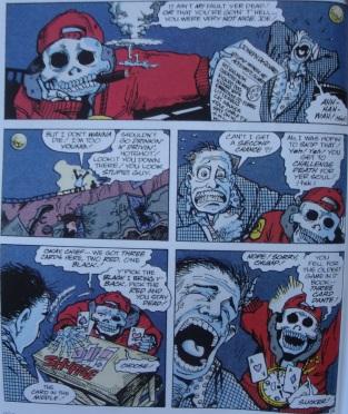 Excellent Comic #9-Whatever, Mild Scumbag!