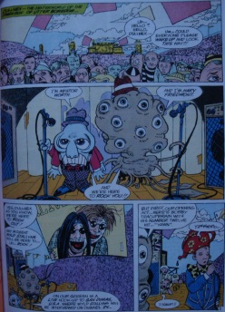Excellent Comic #10-An Upcoming Concert To Ease Our Bordom!