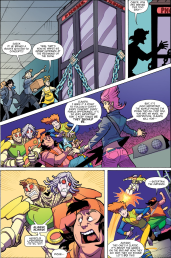 Most Triumphant Return #4-Our Time Theft Is Getting Detected!