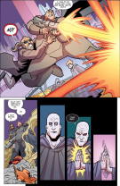 Most Triumphant Return #6-Death Unaverted!