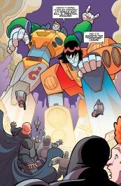 Most Triumphant Return #6-Rocking Robots!
